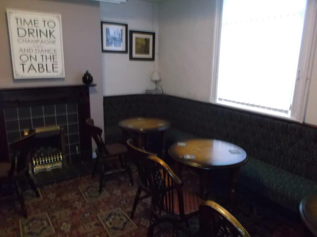 Minders Arms - Fireplace
